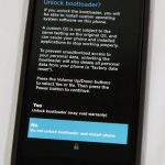Unlock Nexus 4 Bootloader