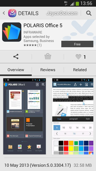 Download polaris office 5 for android free - Office apps for android free ...
