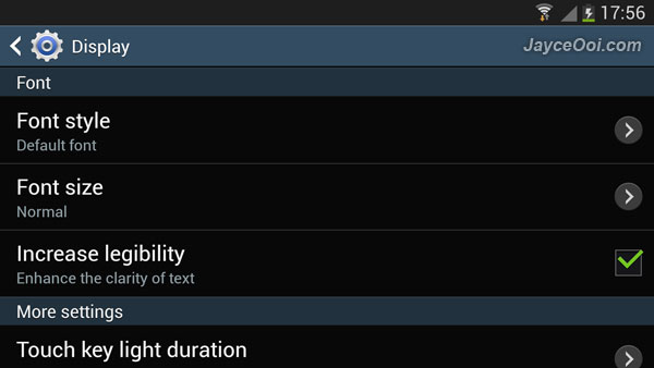 Galaxy-S4-Text-Clarity