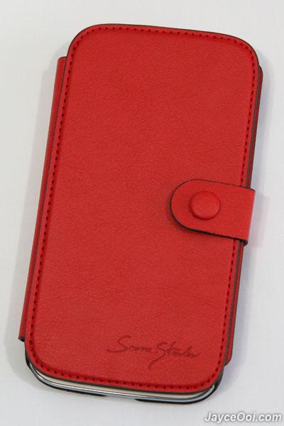 Tridea Italian Wallet Flip Case