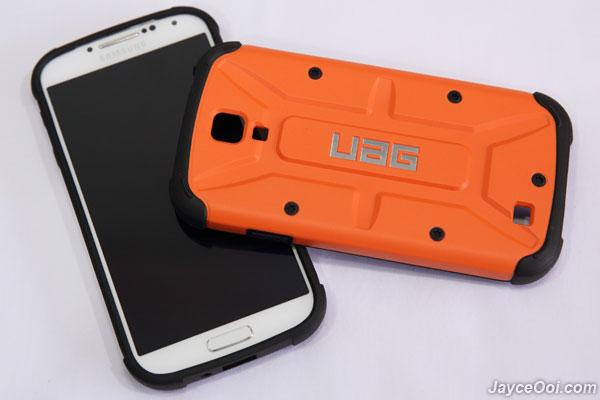 Urban Armor Gear composite case