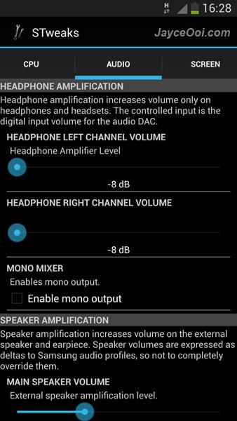 Adam Kernel for Galaxy S4 GT-I9500 - JayceOoi com