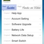 Customer Care User's Digest for Samsung Galaxy Series