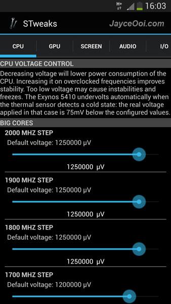 Undervolt-Galaxy-S4-CPU
