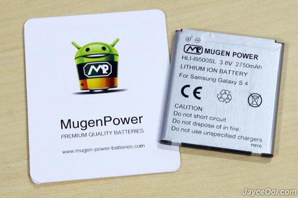 Mugen-Power-Galaxy-S4-2750-Battery