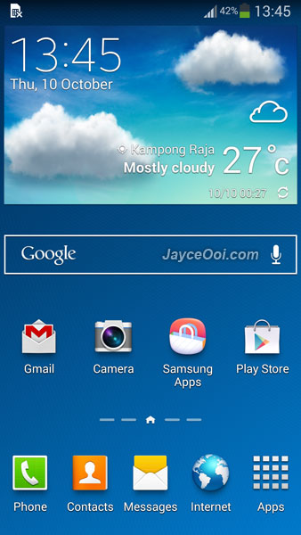 How To Take Screenshot On Galaxy Note 3 Jayceooi Com