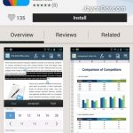Polaris Office 5 for Galaxy Note 3