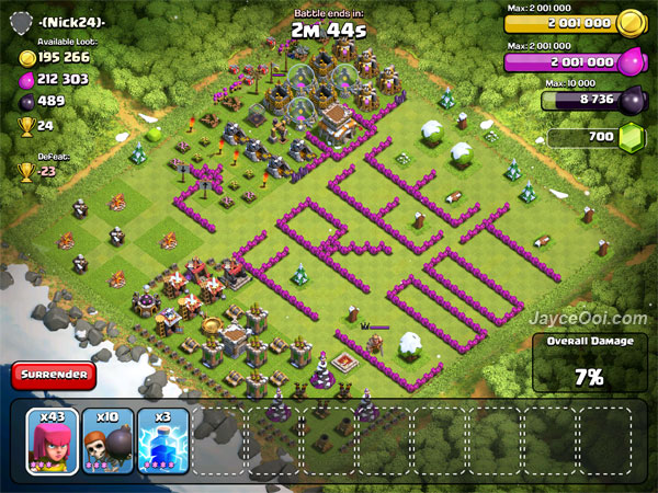 Free-Loot-Clash-of-Clans