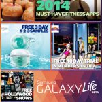 Get local and seasonal deals from Samsung Galaxy Life