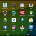 Google Now Launcher for Android 4.4 KitKat