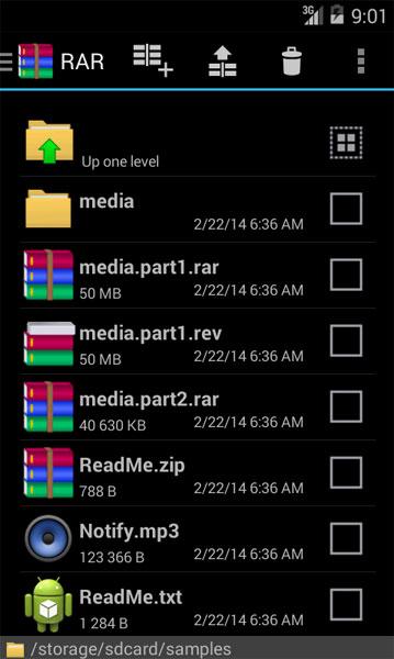 RAR-Android