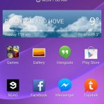 Download Sony Xperia Z2 Sirius Apps