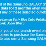 Celcom Samsung Galaxy S5 Promotion
