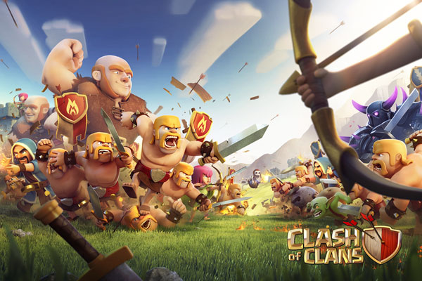 Clan-Wars-Clash-of-Clans