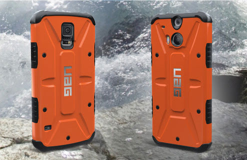 the best attitude 3813a 1cef0 Grab UAG Case for Samsung Galaxy S5 & HTC One (M8) now - JayceOoi.com