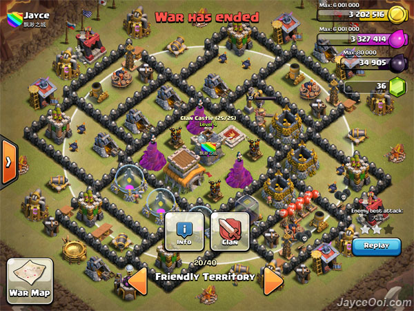 best clash of clans th8 anti hog unlurable cc war trophy base
