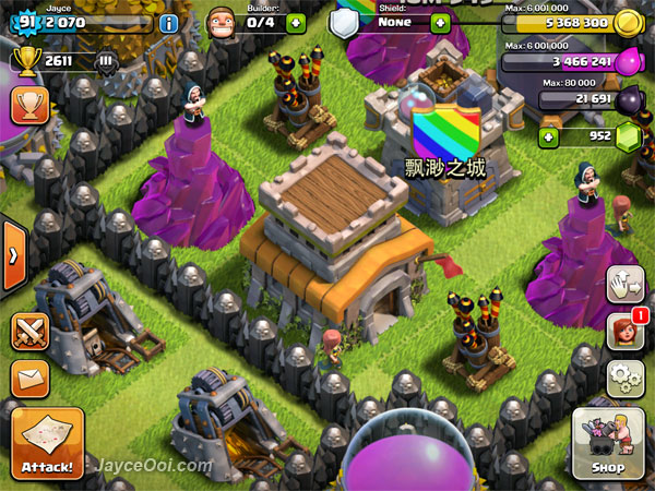 Get to master league at town hall 8 in clash of clans jayceooi com