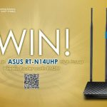 ASUS RT-14UHP High Power Wireless Router Giveaway (Malaysia)
