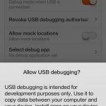 How to enable USB debugging mode on Redmi 1S?