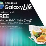 Free Manhattan Fish 'n Chips (Dory)
