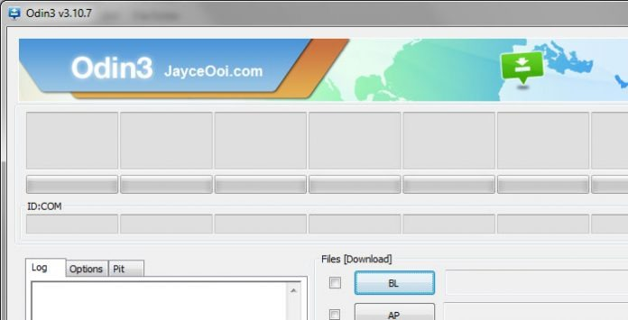 Download Odin3 v3 10 7 - JayceOoi com