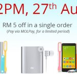 Xiaomi Malaysia's 58th Merdeka Promotion