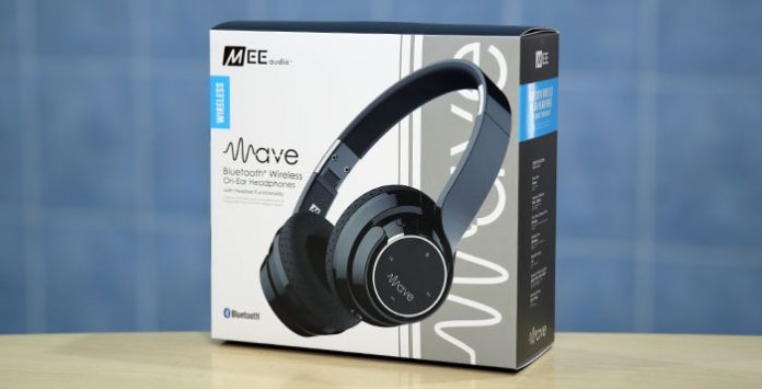 MEE audio Wave Bluetooth On-Ear Headphones Review - JayceOoi com