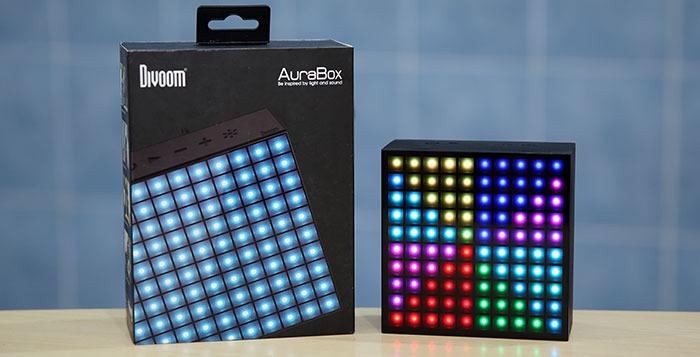 Divoom Aurabox Bluetooth Led Speaker Review Jayceooi Com