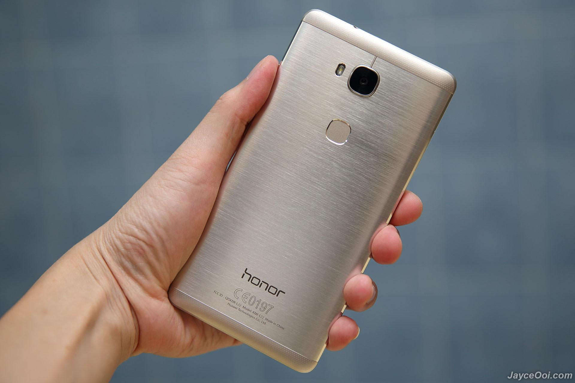 Huawei Honor 5X Review - JayceOoi com