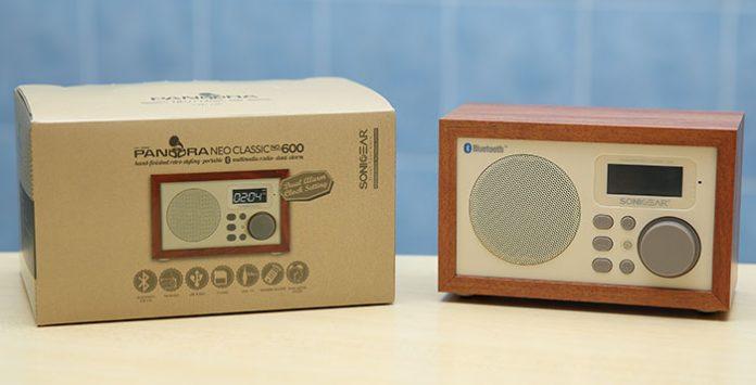 Sonicgear Pandora Neo Classic 600 Bluetooth Speaker Review