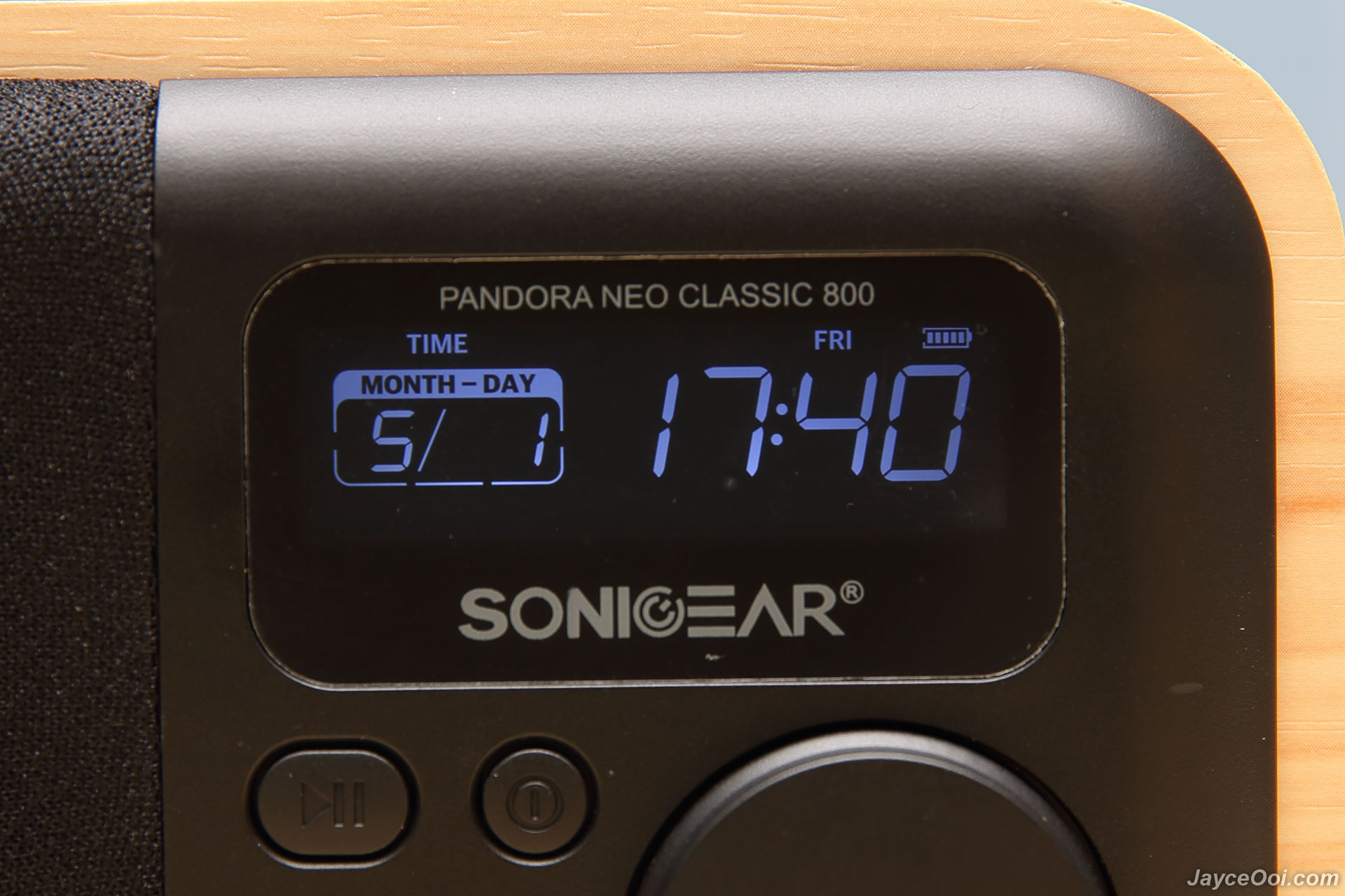 Sonicgear Pandora Neo Classic 800 Bluetooth Speaker Review Quatro 2 Super Loud 20 Usb By Red 11