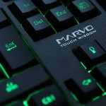 Marvo K650 Gaming Keyboard Review