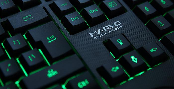 Marvo K650 Gaming Keyboard Review Jayceooi Com