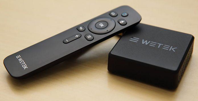 wetek air pro  WeTek Hub Android TV Box Review -