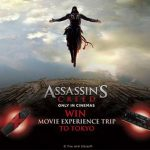 Win an Assassin's Creed Movie Trip to Japan