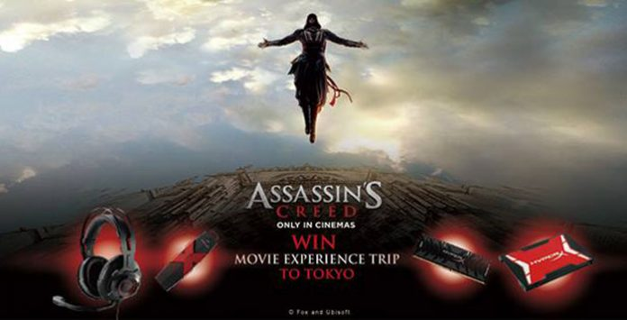 Win An Assassin S Creed Movie Trip To Japan Jayceooi Com