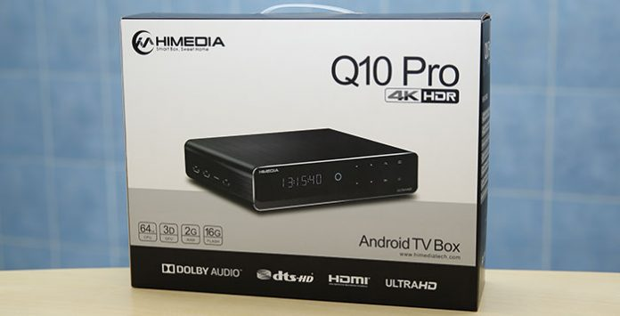 HiMedia Q10 Pro Android TV Box Review - JayceOoi com