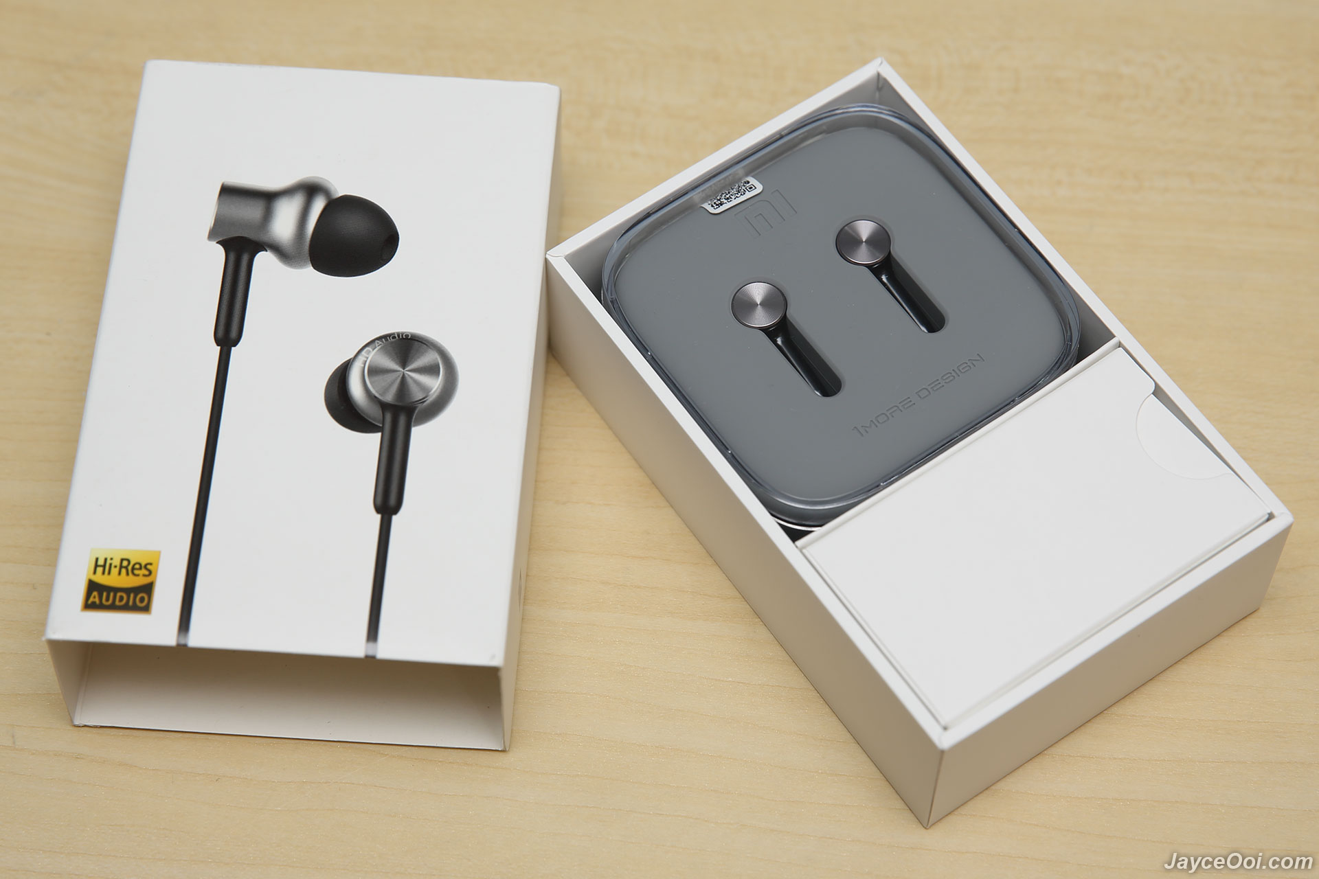 mi in ear headphones pro hd review   jayceooi