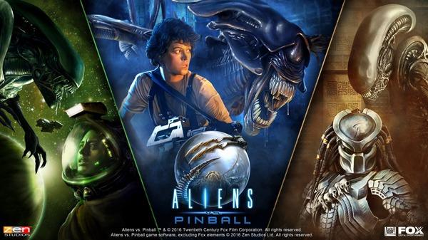 Aliens-vs-Pinball