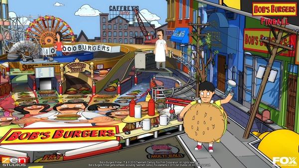 Bobs-Burgers-Pinball