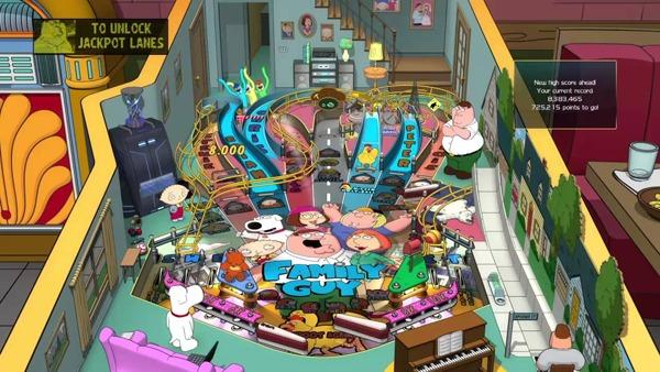 Family-Guy-Pinball