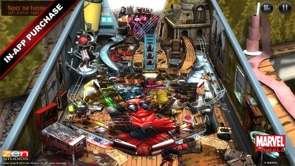 Marvel-Pinball