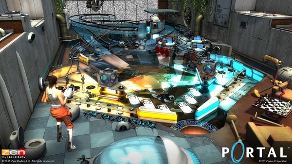 Portal-Pinball