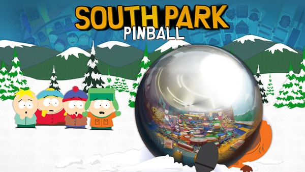 South-Park-Pinball