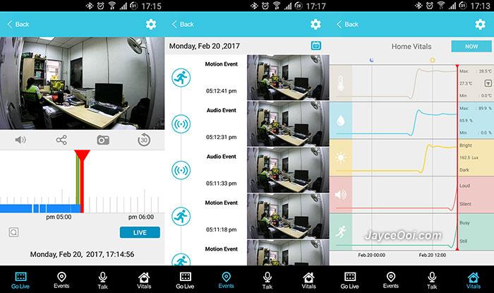SpotCam-Sense-Software