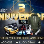 GearBest 3rd Anniversary – Great Deal Everyday!!!