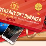 10 Awesome Products to Buy @ GearBest 3rd Anniversary