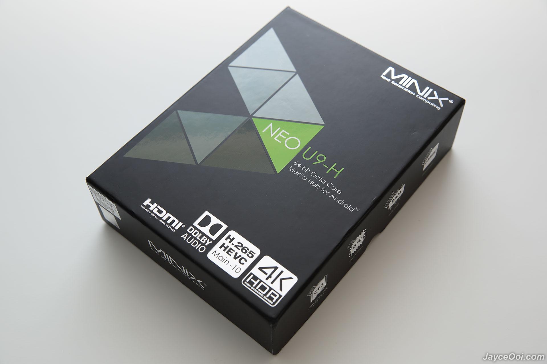 Minix Neo U9 H Review Jayceooi Com