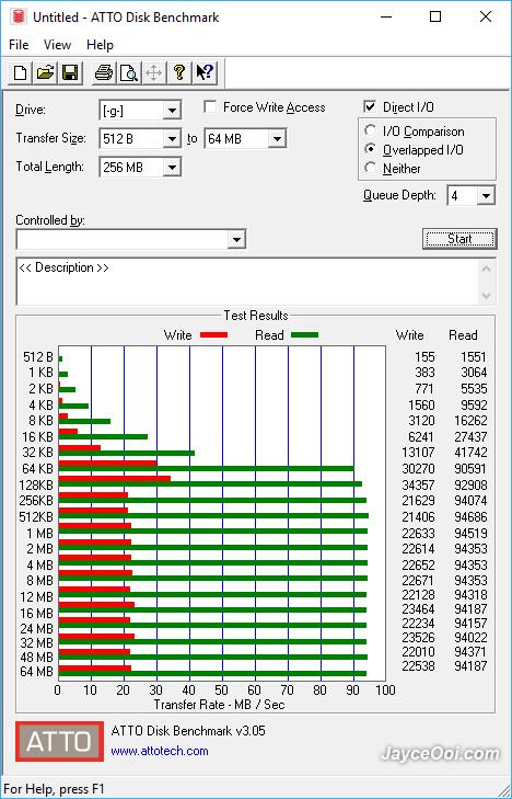 Netac-P500-ATTO