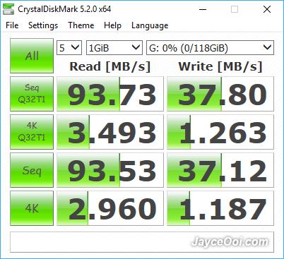 Netac-P500-CrystalDiskMark